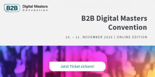 B2B Digital Masters Convention
