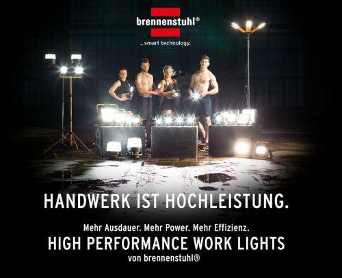 Brennstuhl Lichtkampagne