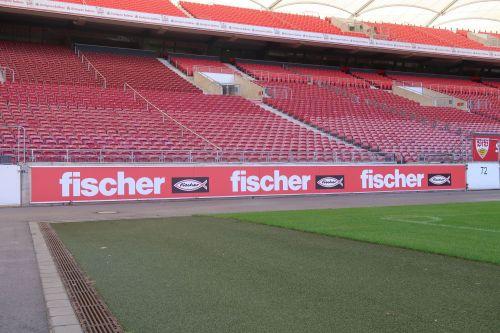 Fischer VfB Stuttgart Sponsoring