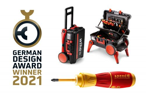 wiha German Design Award 2021